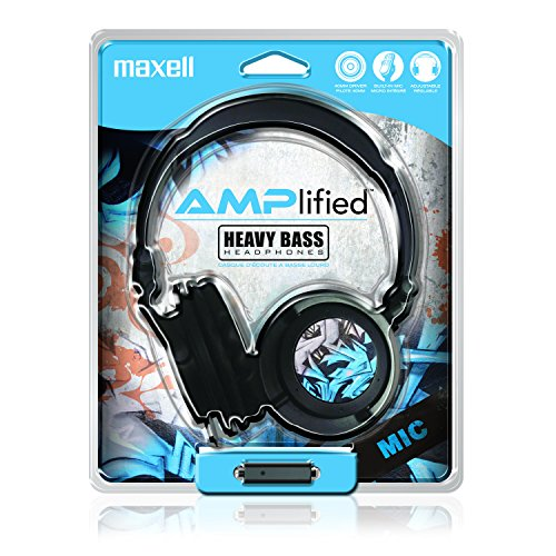 Maxell 190265 Amplified-Blue