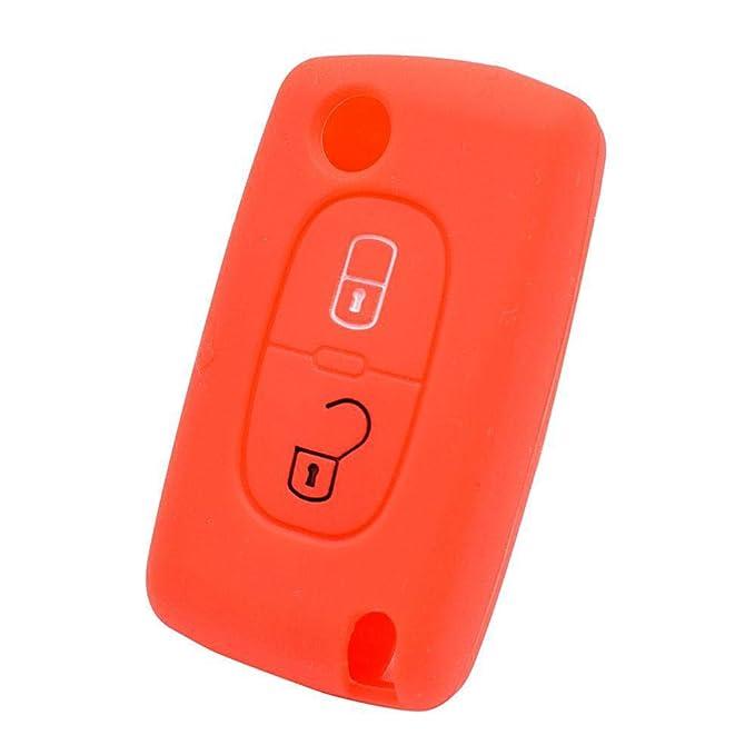 Accessories - Carcasa para Llave de Peugeot 307, 308, 406 ...