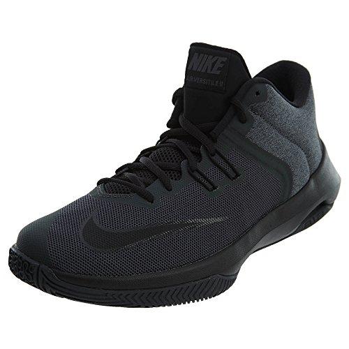 Nike Herren Air Versitile Ii Basketballschuhe Anthracite Black