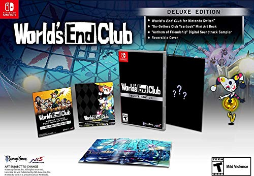 World's End Club: Deluxe Edition – Nintendo Switch