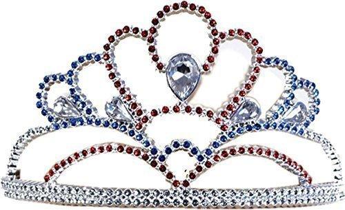 adultes accessoire dguisement princesse couronne femmes tiare argent plastique - Couronne Princesse Adulte