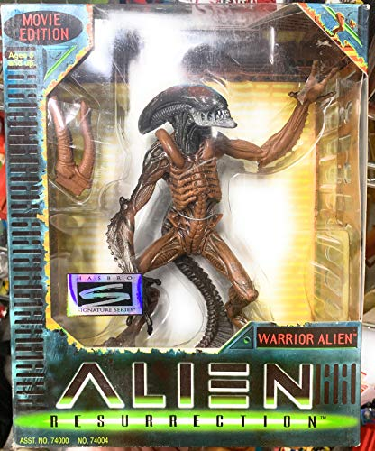 ALIEN RESURRECTION MOVIE EDITION WARRIOR ALIEN
