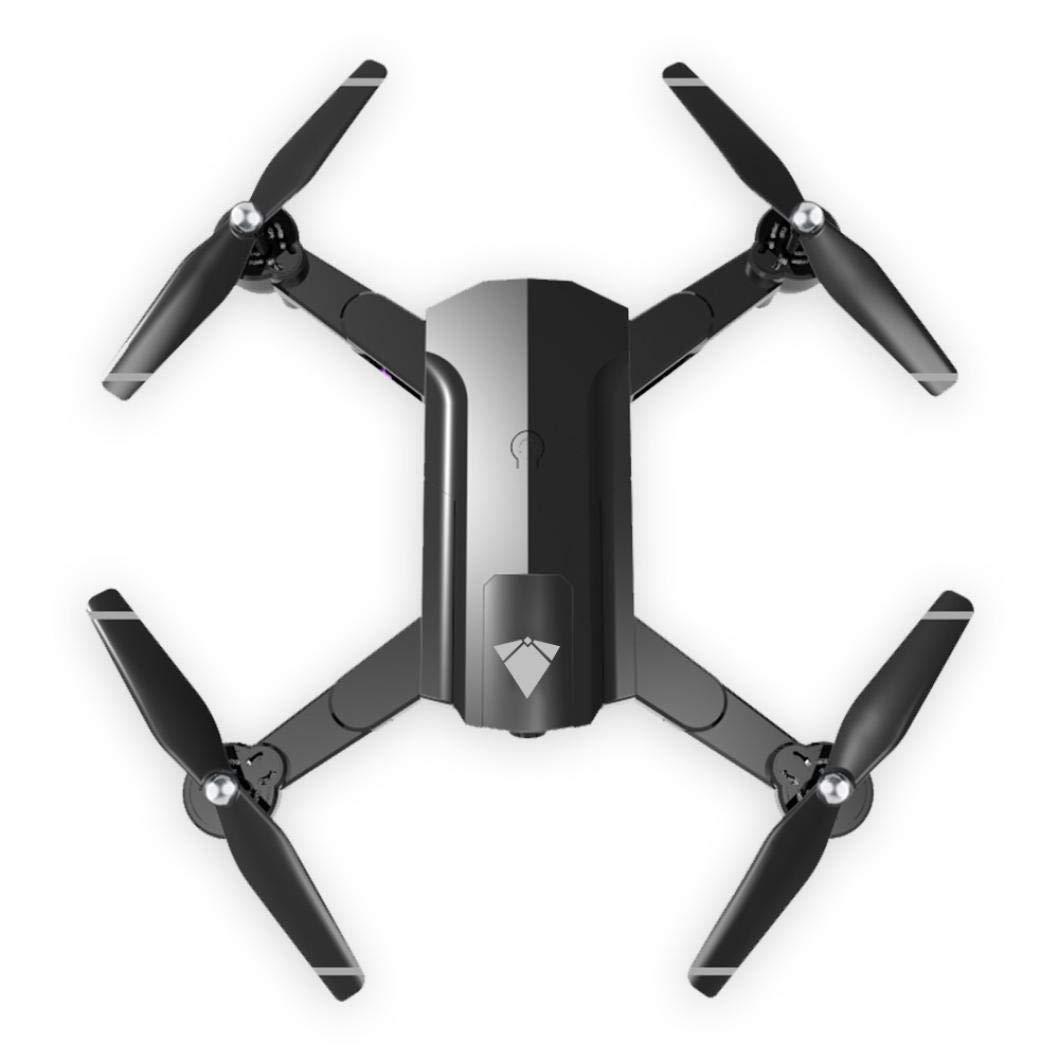 Black S8 Quadcopter Drone 2.4Ghz 4 CH Attitude Hold WiFi 720P Optical Flow Dual Camera Aircraft for Kids Boy Girl Women Men