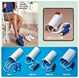 Sock and Stocking Aid with Built-Up Foam Handles Pediatric, 6½''L, 24'' (16.5-612cm) Cord