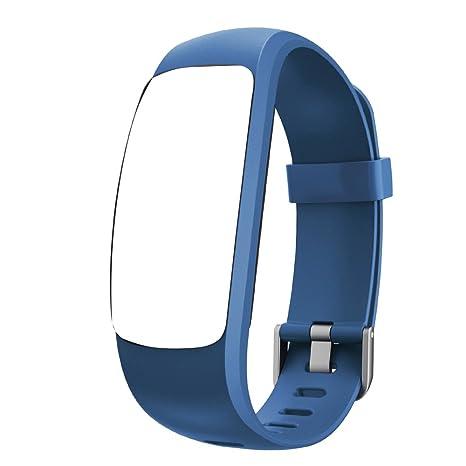 Willful Bracelet de Rechange pour Montre Connectée SW331 (Bleu): Amazon.fr: Jardin