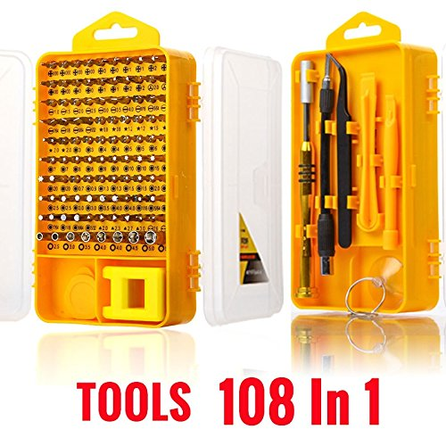 HYLong 108 In 1 Screwdriver Sets Multi-function Computer Rep