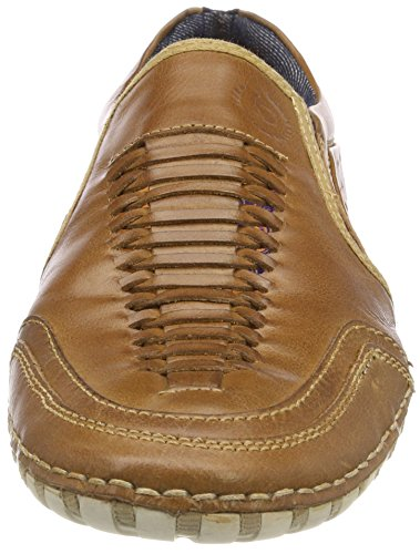 marrón Cognac 321475612000 marrón Men Mocasines 6300 Bugatti xwZSqx86