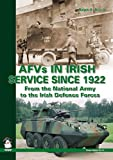 Afvs in Irish Service Since 1922, Ralph Riccio, 836142119X
