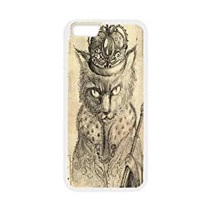 Fable Cat IPhone 6 Case, Jumphigh - White