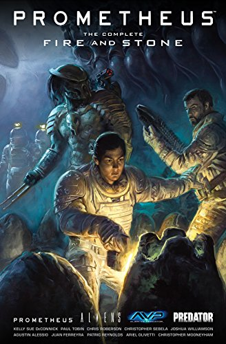 Prometheus: The Complete Fire and