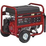 8750 Watt Portable Generator Manual Start