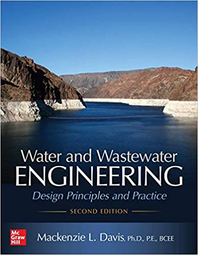 Water and Wastewater Engineering: Design Principles and Practice, Second Edition - Original PDF