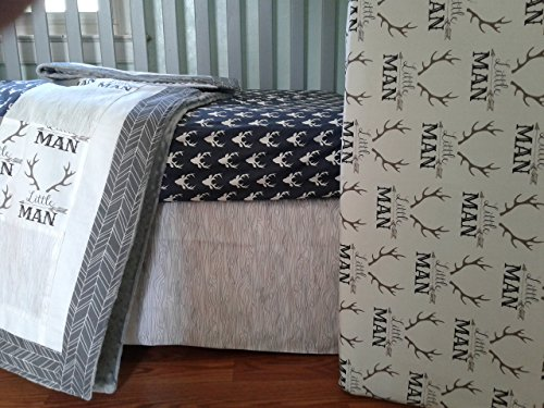 Rustic Baby Bedding - Blanket Boy or Girl Set Sheets and Linens by hadan baby blanket