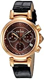 Edox Women's 10220 37RC BRIR LaPassion Analog Display Swiss Quartz Brown Watch
