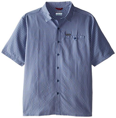 Columbia Men's Big & Tall Declination Trail Short-Sleeve Shirt