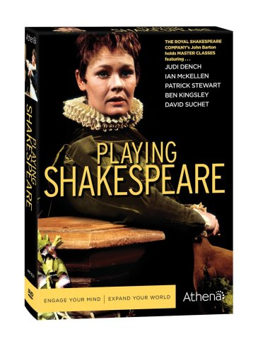 PLAYING SHAKESPEARE by DENCH,JUDI