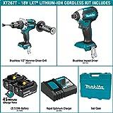 Makita XT267T 18V LXT Lithium-Ion Brushless