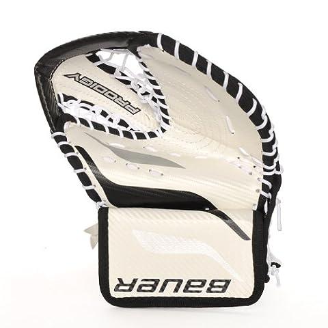 Bauer Prodigy Goalie Catch Glove [YOUTH] - Youth Hockey Goalie Catcher