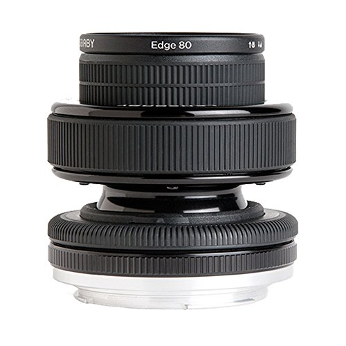Lensbaby Composer Pro Lens with Edge 80 Optic for Canon