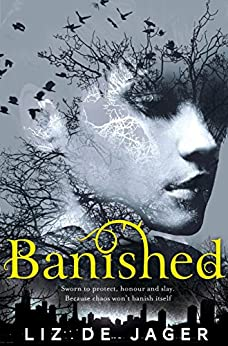 Banished (Blackheart Legacy Book 1) by [de Jager, Liz]