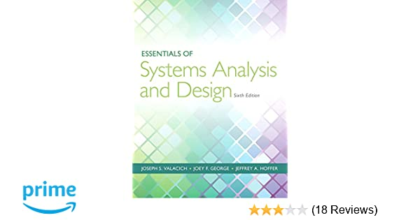 Essentials of systems analysis and design 6th edition joseph essentials of systems analysis and design 6th edition joseph valacich joey george 9780133546231 amazon books fandeluxe Gallery