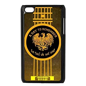 Merry Christmas Popular Rock Band ADTR A Day To Remember Ipod Touch 4 Case, Best Durable A Day To Remember Ipod 4 Case