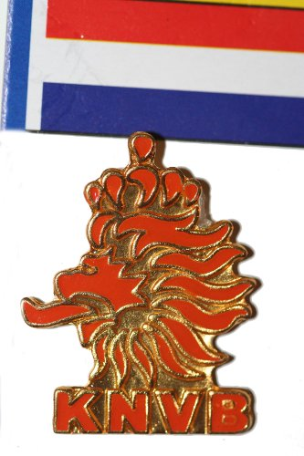 (Netherlands Holland KNVB FIFA World Cup Metal Lapel Pin Badge New)