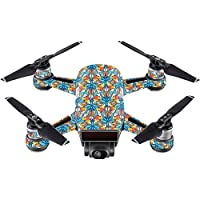 Skin For DJI Spark Mini Drone – Sunflowers | MightySkins Protective, Durable, and Unique Vinyl Decal wrap cover | Easy To Apply, Remove, and Change Styles | Made in the USA