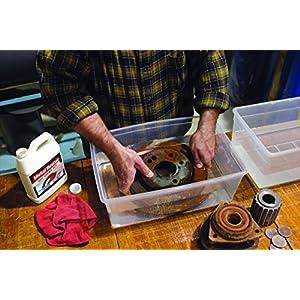 Workshop Hero Metal Rescue Rust Remover - step 1