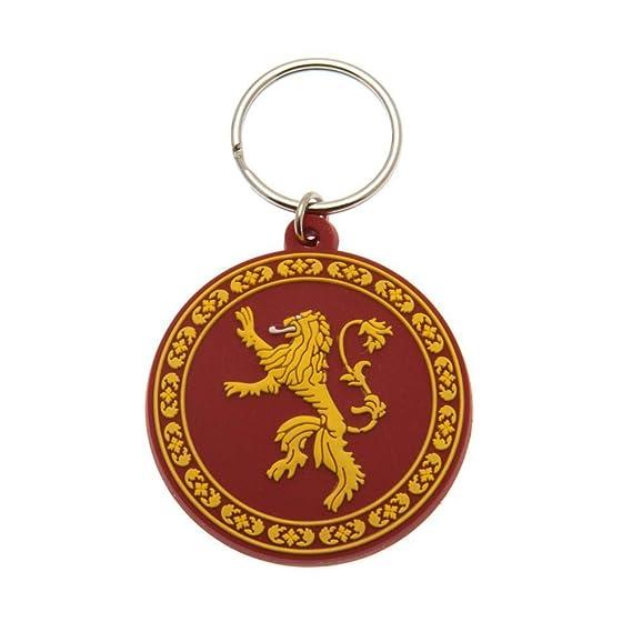Game Of Thrones Juego de Tronos - Llavero de los Lannister ...