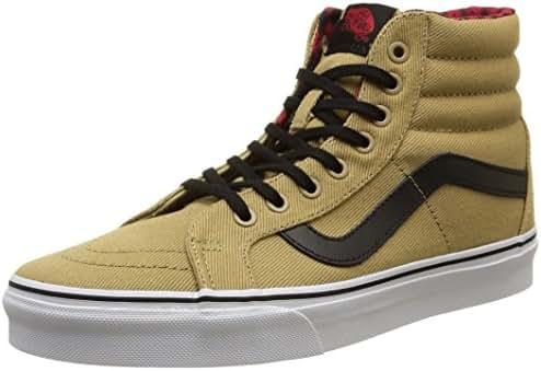 Vans Unisex Sk8-Hi Reissue (Italian Weave) Skate Shoe