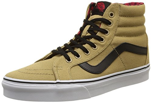 bc047453c34f Vans Unisex Adults  Sk8-hi Reissue Leather Trainers - Buy Online in Oman.