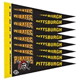 Pittsburgh Pirates 8 Piece Mini Pennant Set