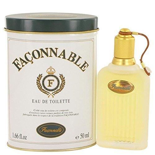 FACONNABLE by Faconnable Eau De Toilette 1.7 oz for Men - 100% Authentic