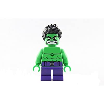 LEGO Marvel Super Heroes Mighty Mirco Minifigure - Hulk: Toys & Games
