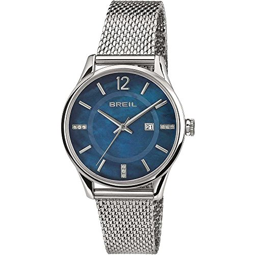 BREIL Watch Contempo Female Only Time Blue - TW1722
