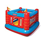 Big Ol'' Fisher Price Bouncetastic Inflatable Bouncer Kids Ball Pit House