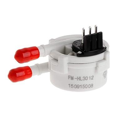 Sensor de flujo de agua JENOR 5-18 V 6 mm extremo de manguera 75 - 570 ml/min 3% ERR para máquina de beber calentador de agua caliente máquina de café: ...