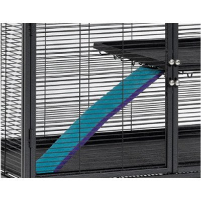 Ramp Cover (Midwest Homes for Pets Ferret/Critter Nation Ramp Cover , Purple/Teal by MidWest Homes for Pets)