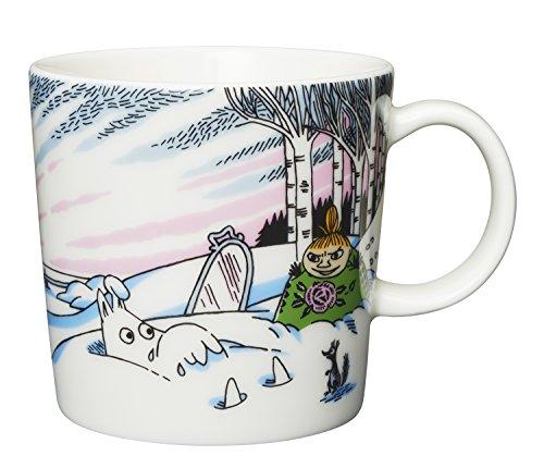 Moomin Mug Spring Winter NEW 2017 seasonal item Arabia Finland (2017 Popular Dinnerware)