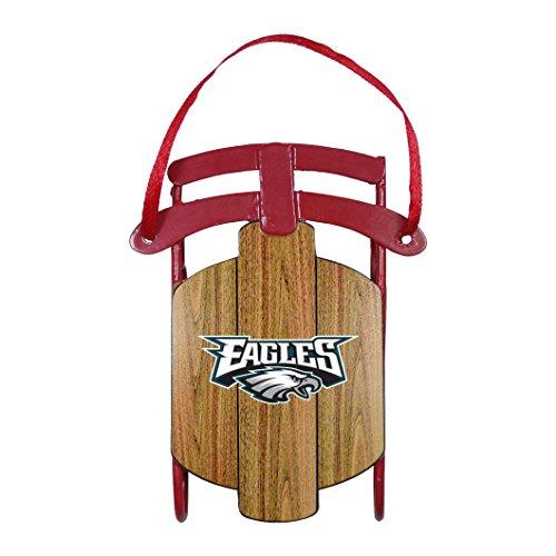 NFL Philadelphia Eagles Metal Sled (Philadelphia Eagles Football Runner)