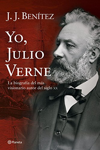 Descargar Libro Yo, Julio Verne J. J. Benítez