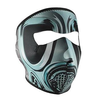 Zanheadgear WNFM039H Neoprene Half Face Mask Alien