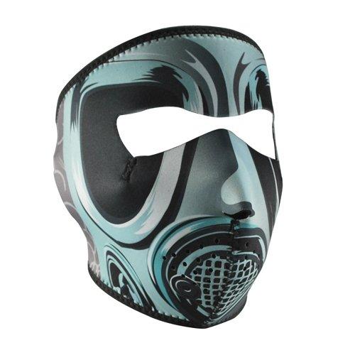 Zanheadgear Neoprene Full Face Mask, Gas Mask (Scarf Gas Mask)