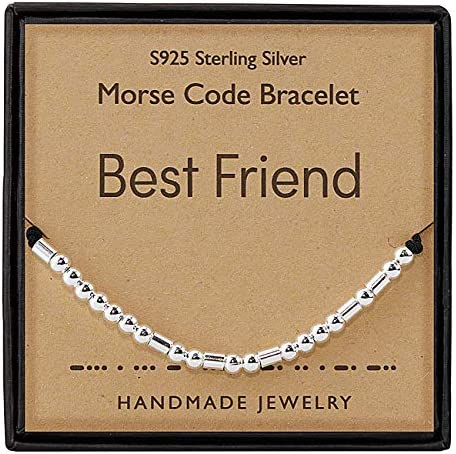 Bracelet à breloques Vintage Smiley Coins pour les femmes en argent 925 bijoux