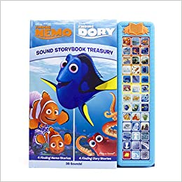 889c3790715 Amazon.com: Disney Pixar - Finding Dory and Finding Nemo Sound ...