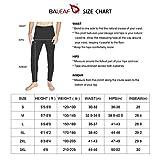 Baleaf Men's Heavyweight Thermal Underwear Pants