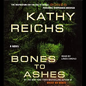 Bones to Ashes Hörbuch