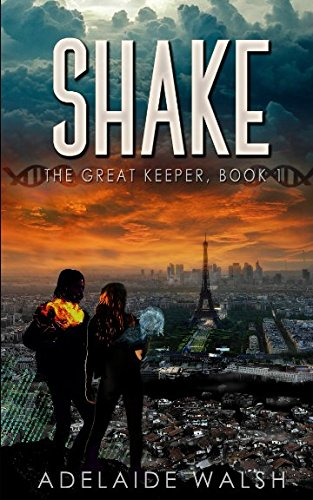 Shake: Dystopian Urban Fantasy Romance Novelette (The Great Keeper series) pdf epub