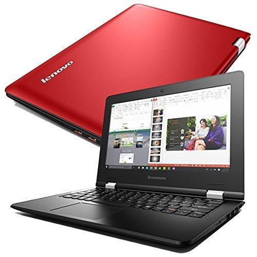 Lenovo 80KU003XJP フラメンコレッド IdeaPad 300S [ノートパソコン 11.6型 eMMc32GB]